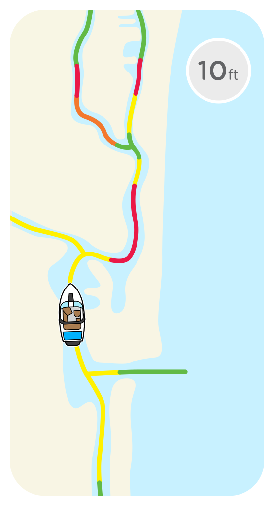 boat ramps app USA