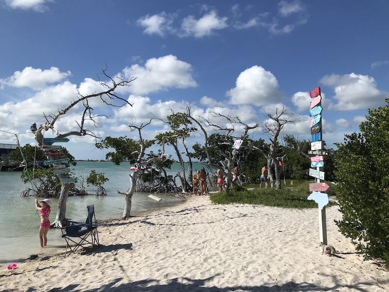picnic island florida