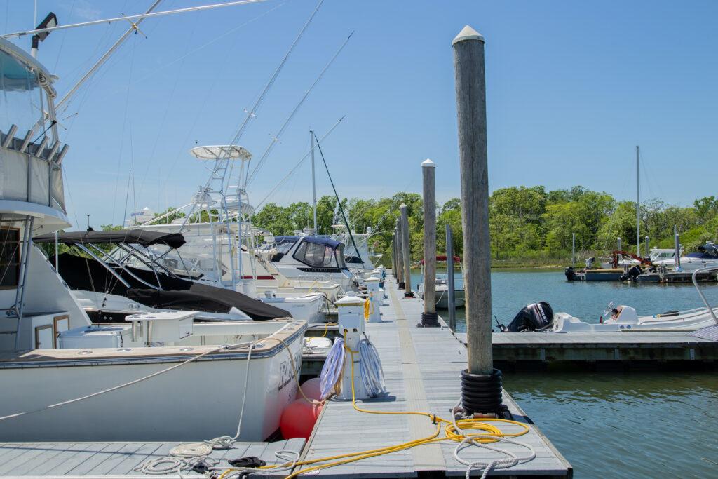 pre-departure checklist boating