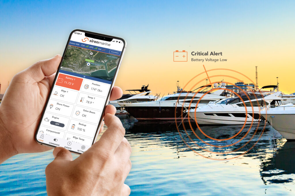 connected boat technology
