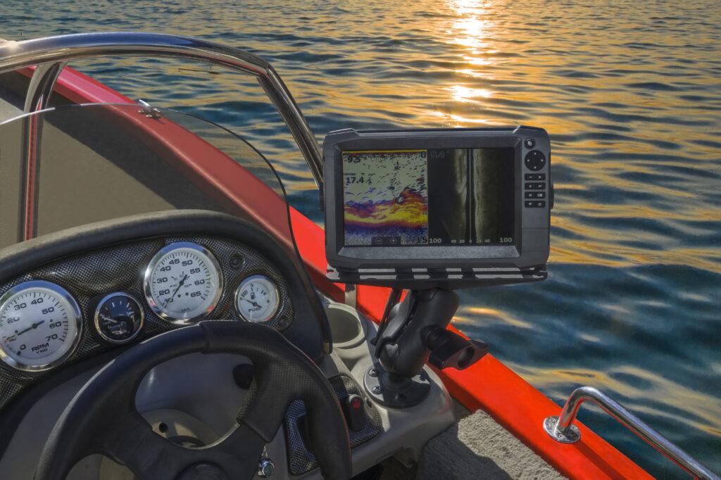 fish finder depth sounder